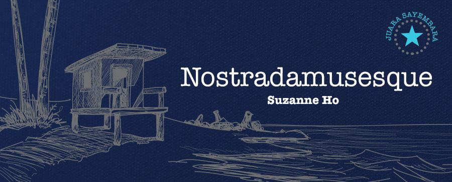 Nostradamusesque