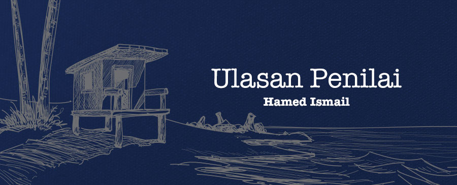 Ulasan Penilai Oleh Hamed Ismail