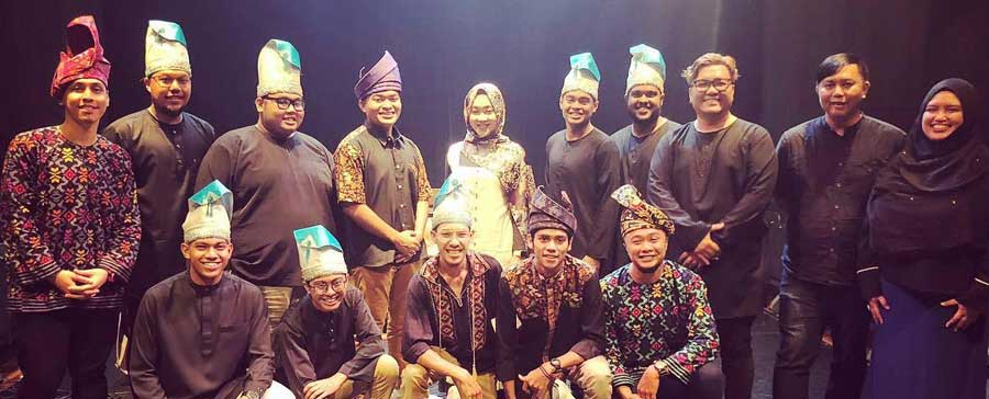 Degap-Degup Dikir Raikan 10 Naskhah Seni Kata Terbaik Dikir Barat Singapura